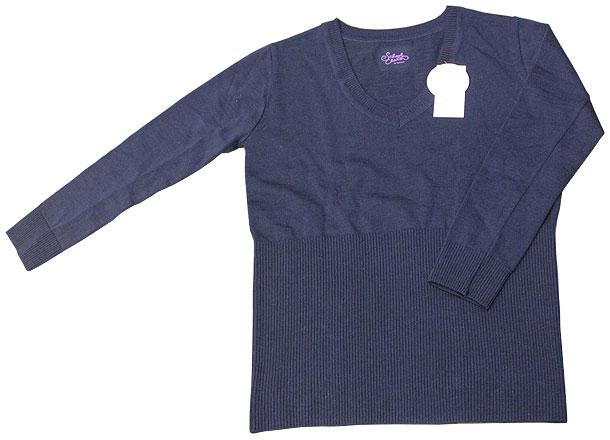 セーラー服の中に着るセーター